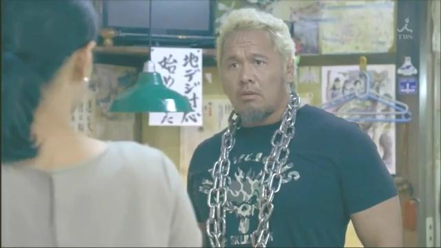 99.9-刑事専門弁護士- 10話真壁刀義