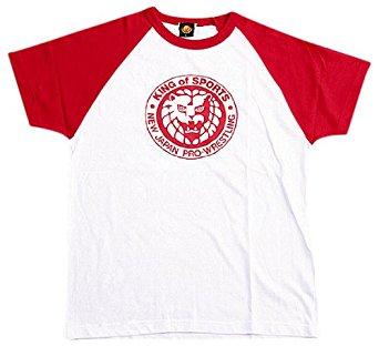 新日本プロレスTシャツ ライオンマーク